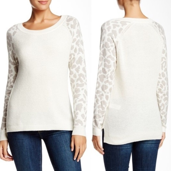 French Connection Womens Sweater Small V-Neck High-Low